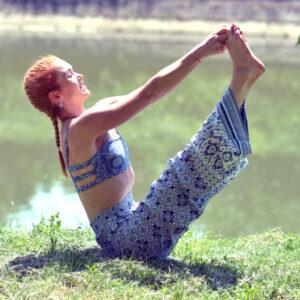 Nico - instructor ashtanga yoga